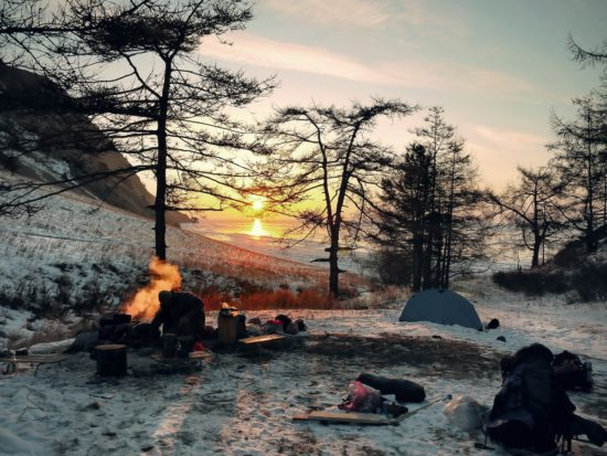 Foods to Keep You Warm During Winter Hiking