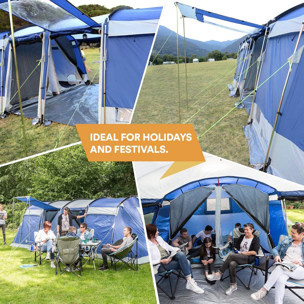 Best Extra Large Family Tents