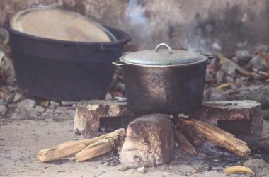 How To Remove Creosote from Pots And Pans While Camping
