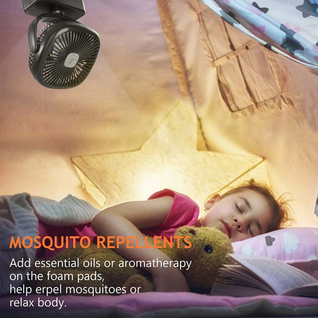 Best Camping Fans For Tent