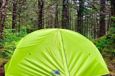 best tent for hot weather